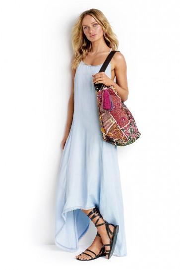 Drape Pocket Chambray Dress Seafolly