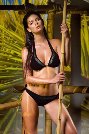 Fromia Bikini Set Black