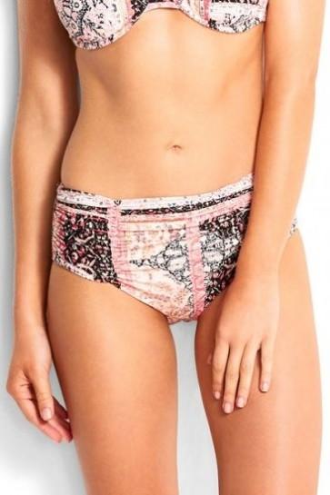 Moroccan Moon Gathered Front Retro Bikini Pant Seafolly