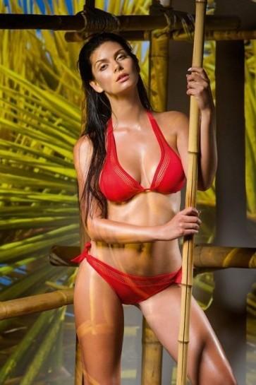 Fromia Bikini Set Red