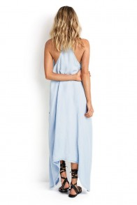 Drape Pocket Chambray Dress Seafolly