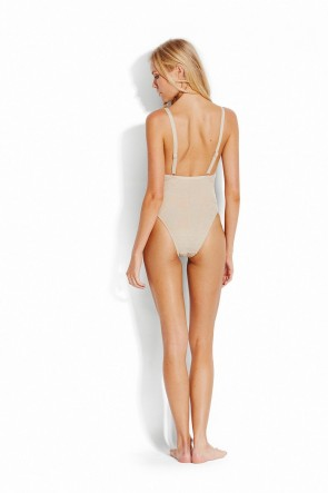 Daydreamer One Piece Swimsuit Shell