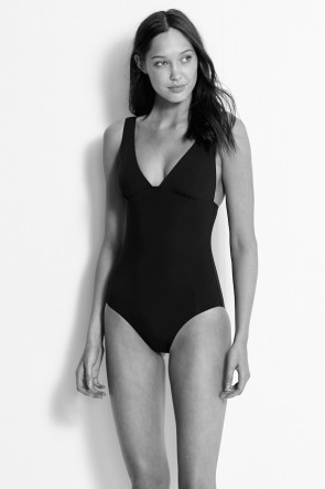 Active V Neck One Piece Seafolly