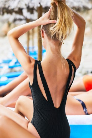 La Luna High Neck One Piece Seafolly