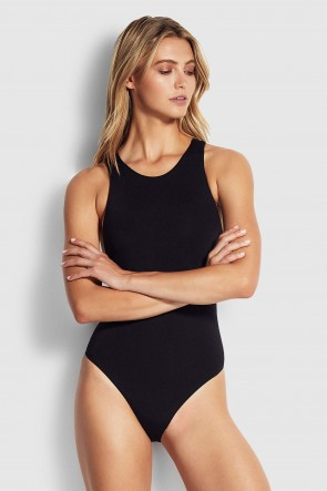 Active Action Back One Piece by Seafolly