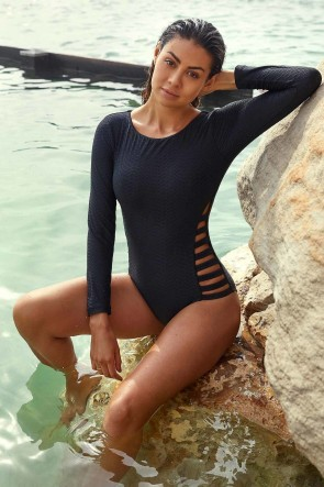 Medusa Multi Strap Surfsuit by Seafolly