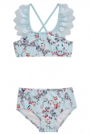 Seafolly Girls Apron Tankini