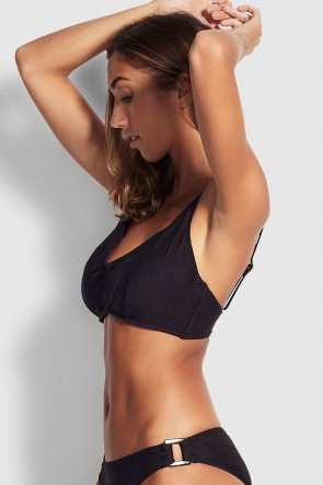 Capri Sea F Cup Halter Bikini Top by Seafolly