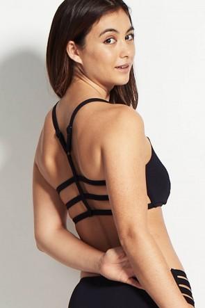 Active Multi Strap DD Bralette Bikini Top