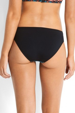 Multi Strap Hipster Black Seafolly
