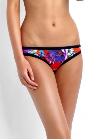 Field Trip Scuba Hipster Bikini Pant - Tangelo Seafolly