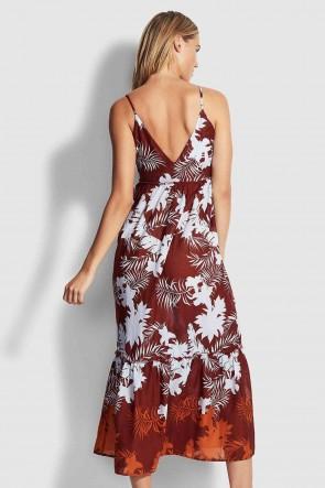 Wild Tropics Maxi Dress by Seafolly