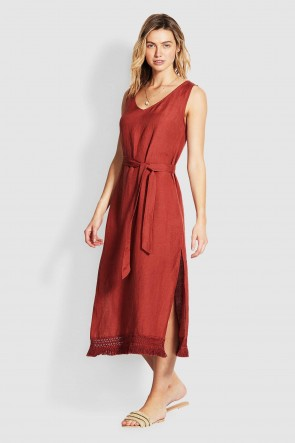 The Scarlet Dress by Seafolly