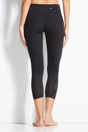 Sun Temple 3/4 Legging Seafolly