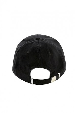 Shady  Lady Canvas Cap Black
