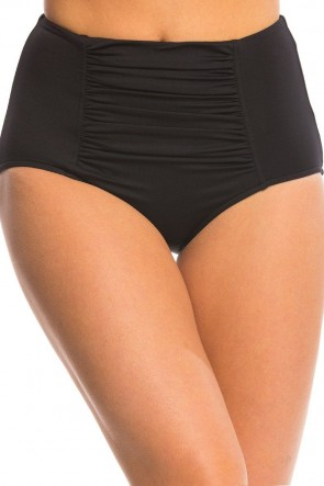 Seafolly High Waisted Bikini Bottom