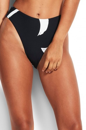 New Wave High Rise Pant by Seafolly