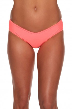 Hot Pants Neon Coral