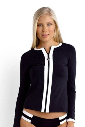 Block Party Long Sleeve Rash Vest