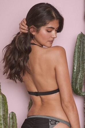 Demi Triangle Bikini Top