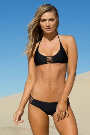 JOURNEY BIKINI SET BLACK