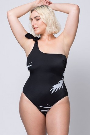 Valencia One Sholder Swimsuit