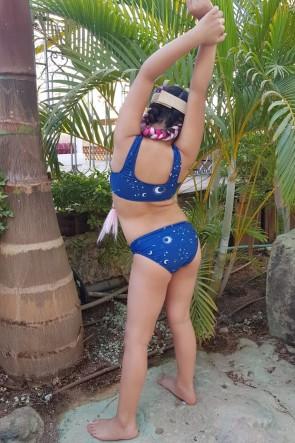 The Luna Love Crop Tankini Set by Seafolly