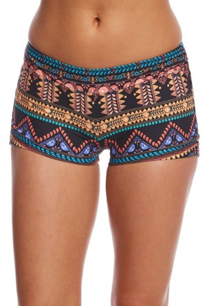 Spice Temple Athletic Short Seafolly