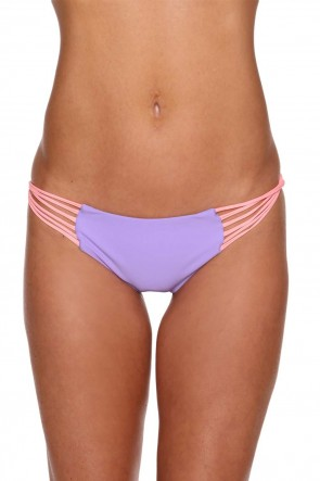 Indikah Sun Bottom - Baby Purple % Baby Coral