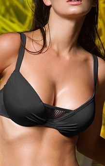 Fromia Biki Top Molded Push-Up