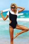 Active One Sholder Swimsuit Seafolly