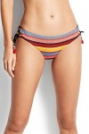 Baja Stripe Brazilian Loop Tie Side Bottom