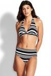 Retro Holiday Halter Bra Bikini Set Seafolly