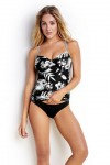 Tropic Coast Twist Halter Singlet Tankini Top Seafolly