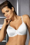 Snejana Framed bra with moulded spacer cups White