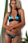 Sundancer Bikini Set Midnight Paradise and Black