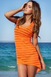 Barby Beach dress Orange