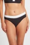 Valentina Regular Bikini Pant Black