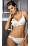 Snejana Framed Bra with Moulded Spacer Cups white With Briefs String White
